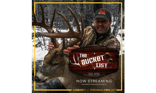 The Bucket List Outdoor Show – Page 4 – Airing on Sportsman
